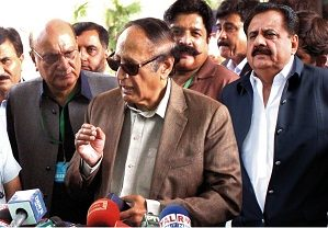 Nawaz Sharif will not return to Pakistan: Ch Shujaat Hussain