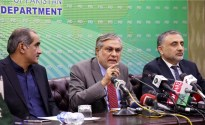 Govt has no plans to go to IMF: Ishaq Dar