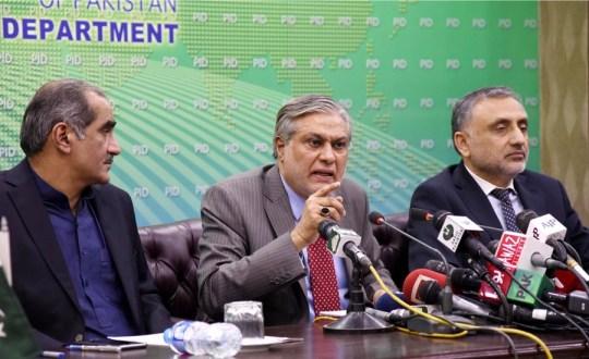 Govt has no plans to go to IMF: Ishaq Dar
