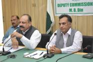Punjab government is on alert to provide relief to public : Nawabzada Tahir ul Mulk