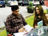 Ayesha Ahad'smother passed away