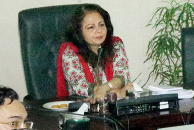 75000 smart phones will be given to the farmers : Dr. Ayesha Ghaus