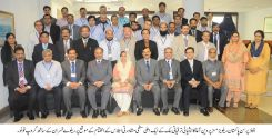 Pakistan Railways holds a Consultative workshop on Railways Strategic Plan