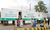 Shahbaz Sharif commends Punjab Health Team serving in KP
