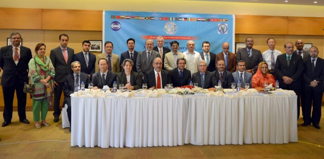 COMSATS organized a forum on South-South Cooperation-2030