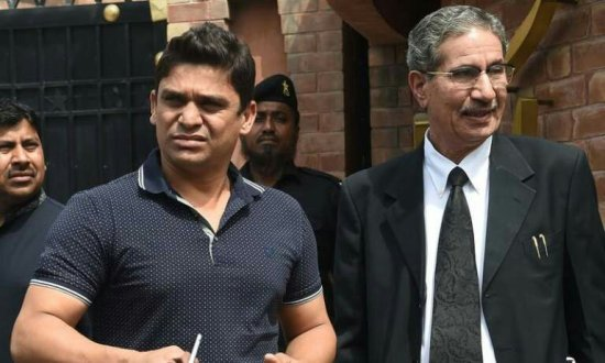 Cricketer Khalid Latif banned for 5 years