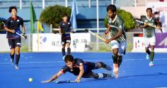 Asia Cup ; Japan hold Pakistan to 2-2 Draw