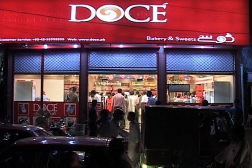 PFA issued fine tickets to Doce Bakers and Sweets