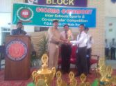 Prize Distribution Ceremony held at FG Public School No 1 (Boys) Tariqabad