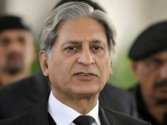Aitzaz Ahsan's sister in law passed away