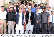 Ch Shujat Hussain elected Chairman Pakistan Kabaddi Federation