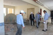 Bone Marrow Transplant Center Construction in DUHS