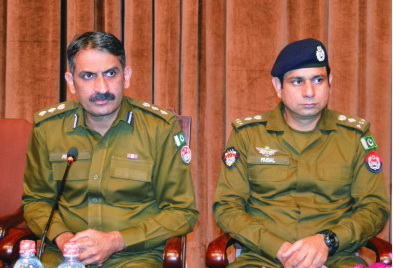 Front desk playing important role to change Police Station Culture : SSP Ayaz Saleem