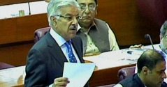 Pak-US are not enjoying friendly ties : Kh Asif
