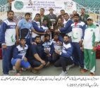 Punjab contingent added 35 more medals on the third day