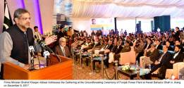 Mission of load-shedding free Pakistan accomplished: PM Abbasi