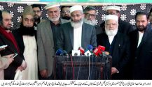 The elections 2018 seemed to be uncertain : Siraj ul Haq