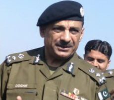 DIG Gulam Mehmood Dogar father passed away