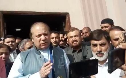 Nawaz Sharif ready to wear handcuffs : Prime Minister Abbasi