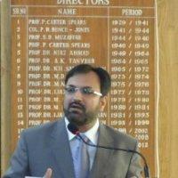 Prof Shahid Munir resigns as Controller of Examinations