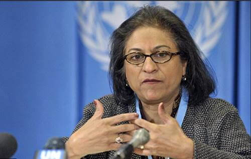Eminent lawyer Asma Jahangir passes away