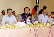 LHWS sit in had political motives : Kh Imran Nazir
