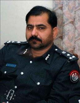 Superintendent Faisalabad Jail Kamran Anjum posted as DIG prison Sahiwal