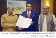 Mirza Ishtiaq Baig appointed as President Business Forum of PML-N
