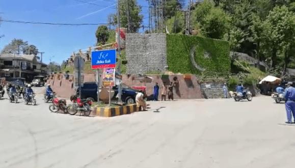 Tourists boycott to Murree awaken the administration