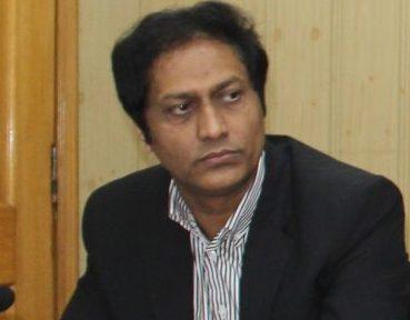 Director Admin SBP Javed Chohan honoured