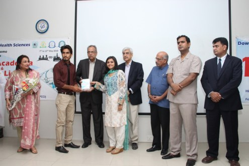 Dow University organized First Academia – Industry linkage Summit