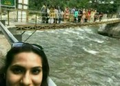 25 tourists swim away at Neelam Valley