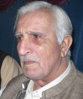 Mazhar Kaleem MA passed away