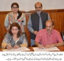 PU and Chinese University sign MoU for joint PhD program