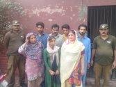 Sherakot police busted 7 men & women on preparing for sex