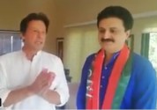 PML-Q central Vice-President Ajmal Khan Wazir joins PTI