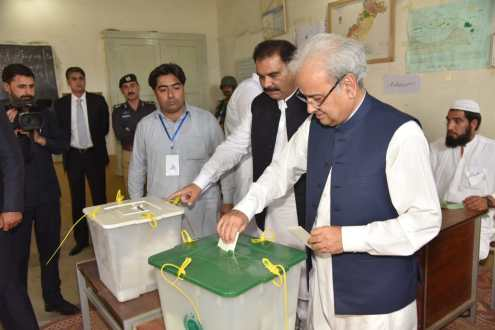 Quetta bleeds on elections day