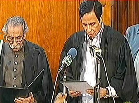 Ch Pervaiz Elahi elected as speaker Punjab Assembly