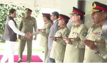 Prime Minister Imran Khan proud to meet Army Chief