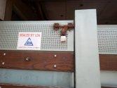 LDA sealed SAFMA Building