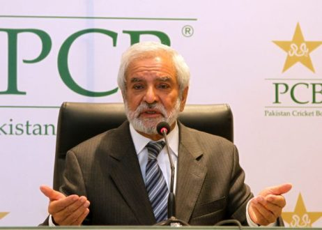 PHF greets Ehsan Mani on becoming Head of Prime Minister's Task Force on Sports