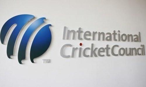 ICC dismissed the PCB's claim against the BCCI