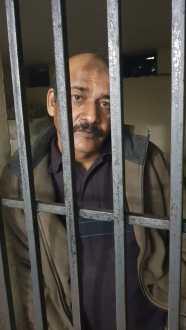 FIA arrest a visa agent Asghar Ali from Tajbagh