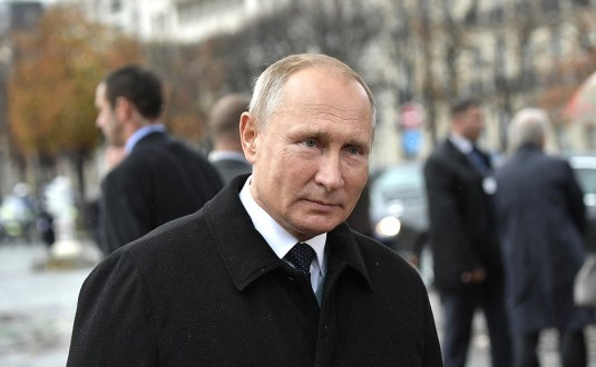 Establishing a European military force idea is not a new one : Vladimir Putin