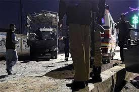 Usman Buzdar condemned the killing of former DIG Naeem Kakar