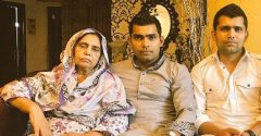 Mother of Akmal Brothers passed away