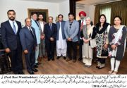 A 10-member delegation of Indian Medical Association met Speaker Punjab Assembly