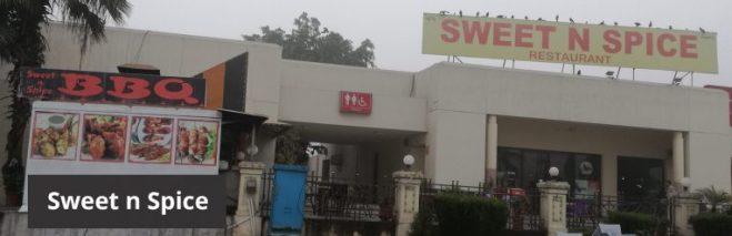 PFA seals Sweets and Spice Restaurant on Motorway