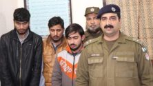 Gulshan Iqbal police arrest killers of a friend
