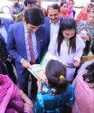 PFA Nutrition awareness camp organised at social welfare centre